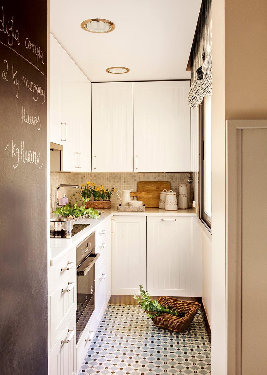 Дизайн маленькой уютной кухни 5 кв м