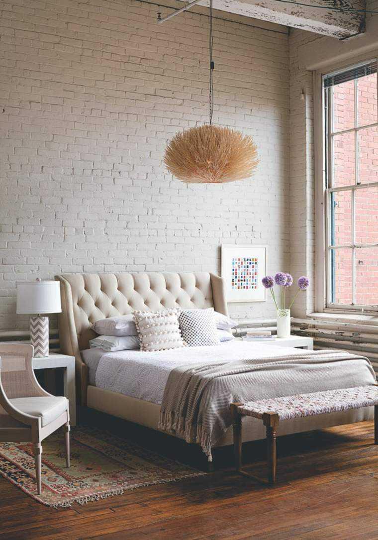 Дизайн спальни 18 кв м в индустриальном стиле