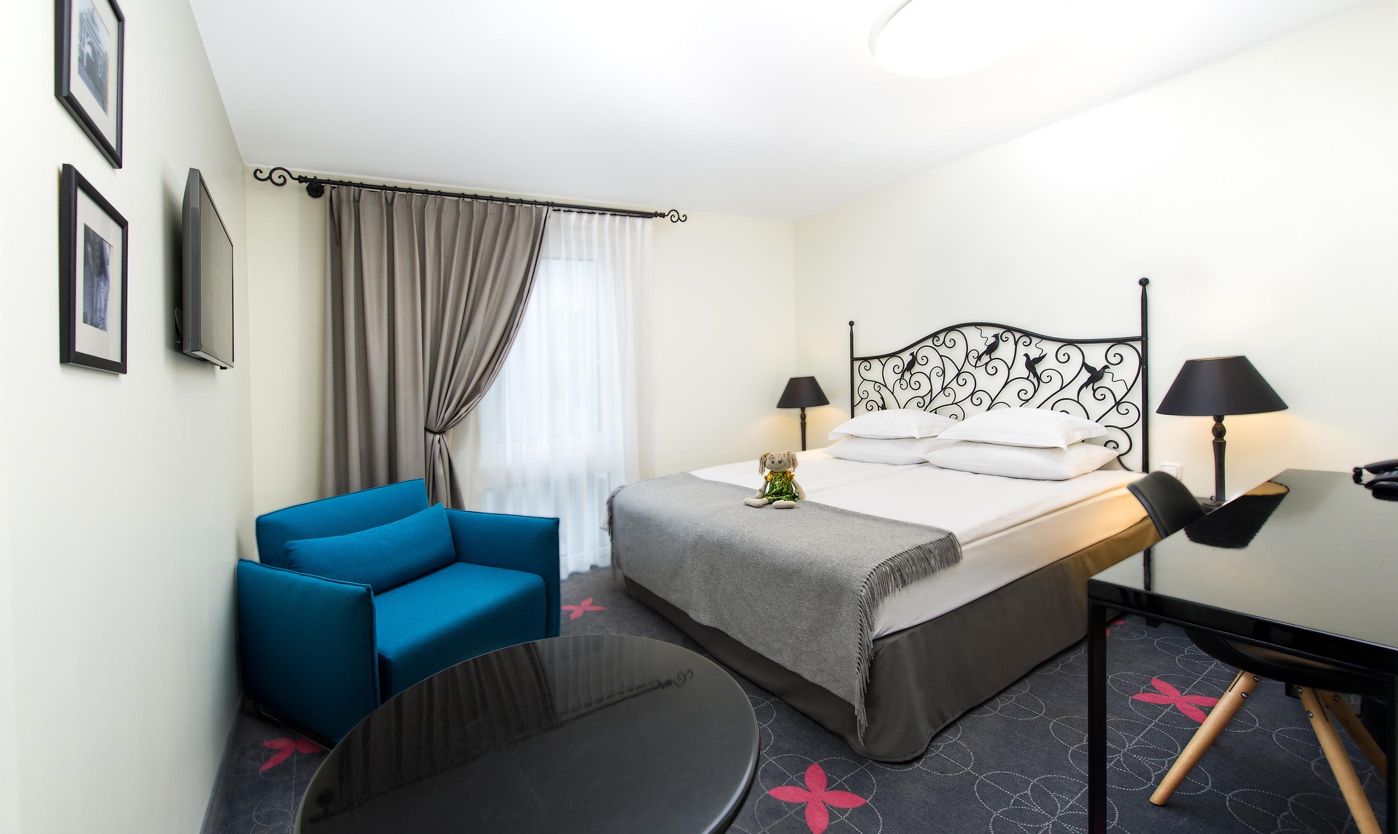 Дизайн интерьера спальни 18 кв м