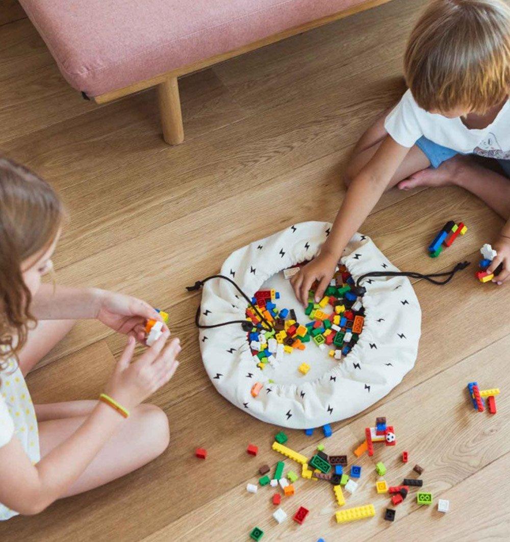 Хранение игрушек лего