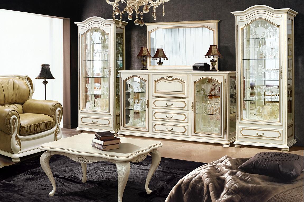 Классическая мебель из дуба