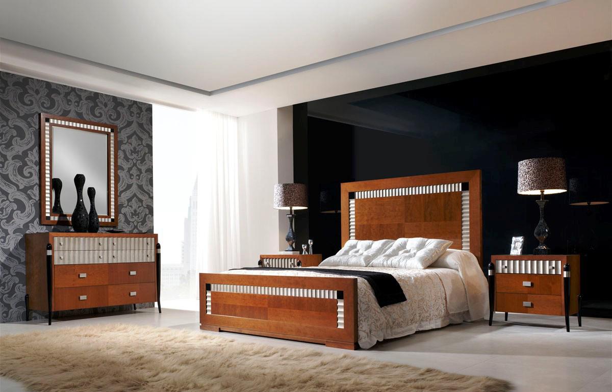 Спальный гарнитур из вишни