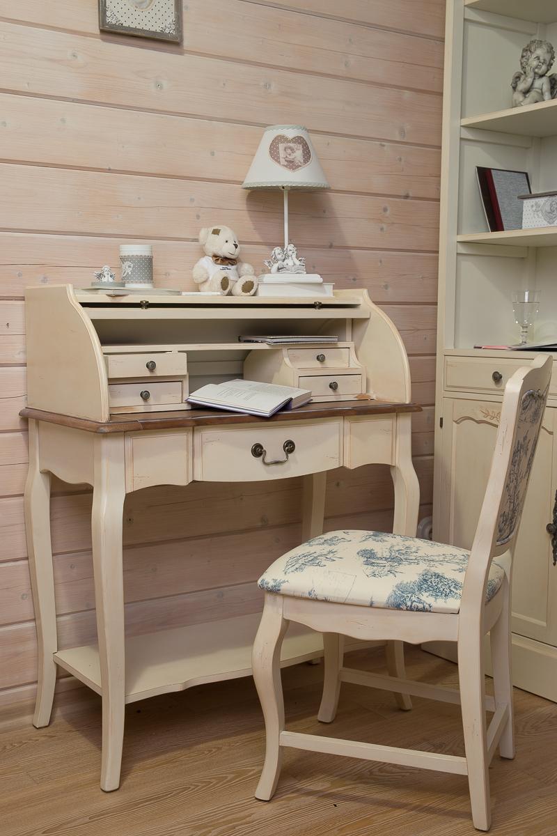 Персиковый мебельный комплект из ясеня