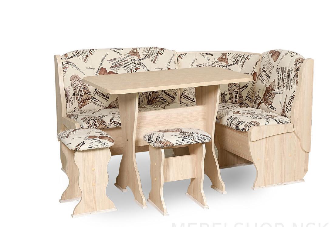 Обеденная мебель из ясеня