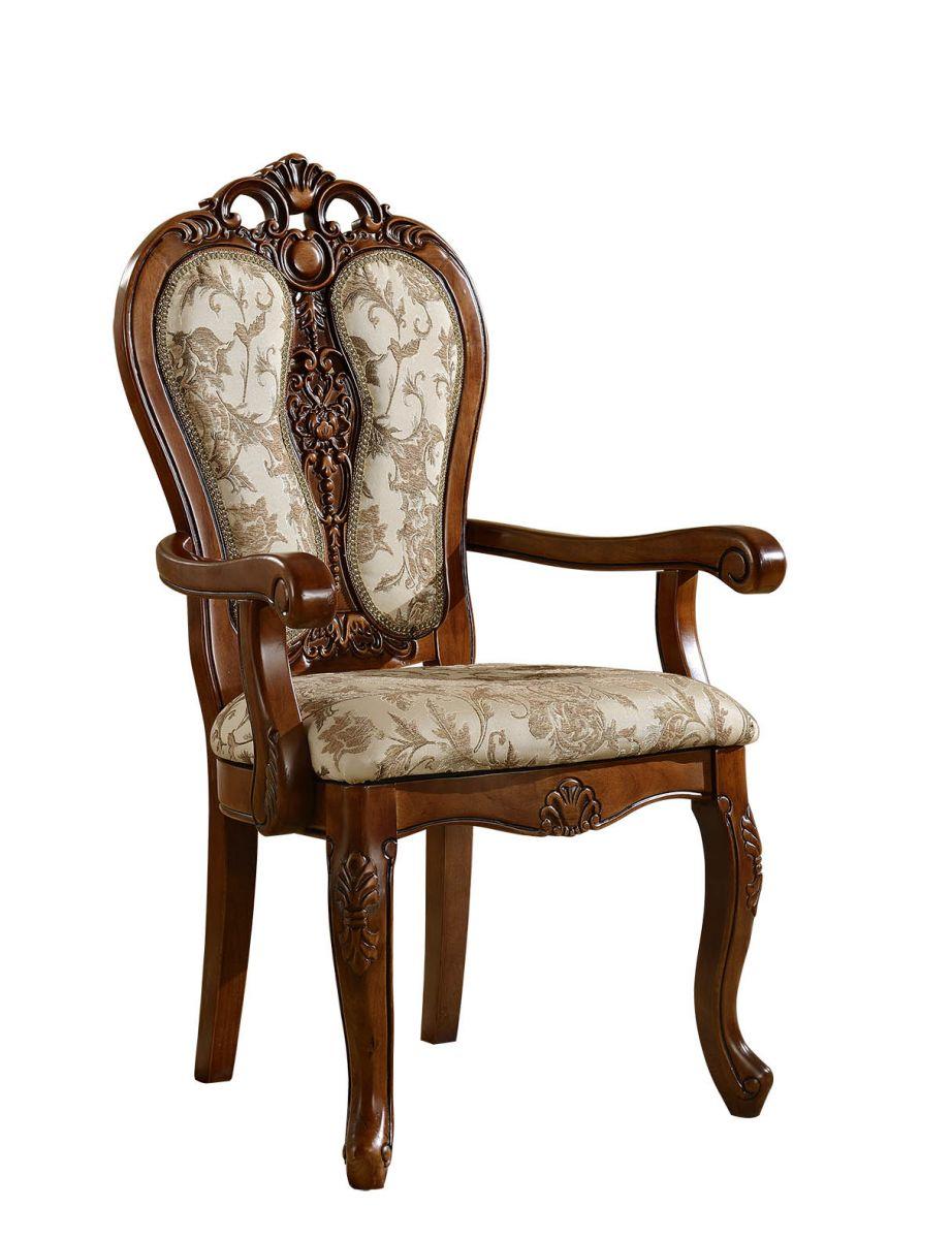 Красивый стул из миланского ореха