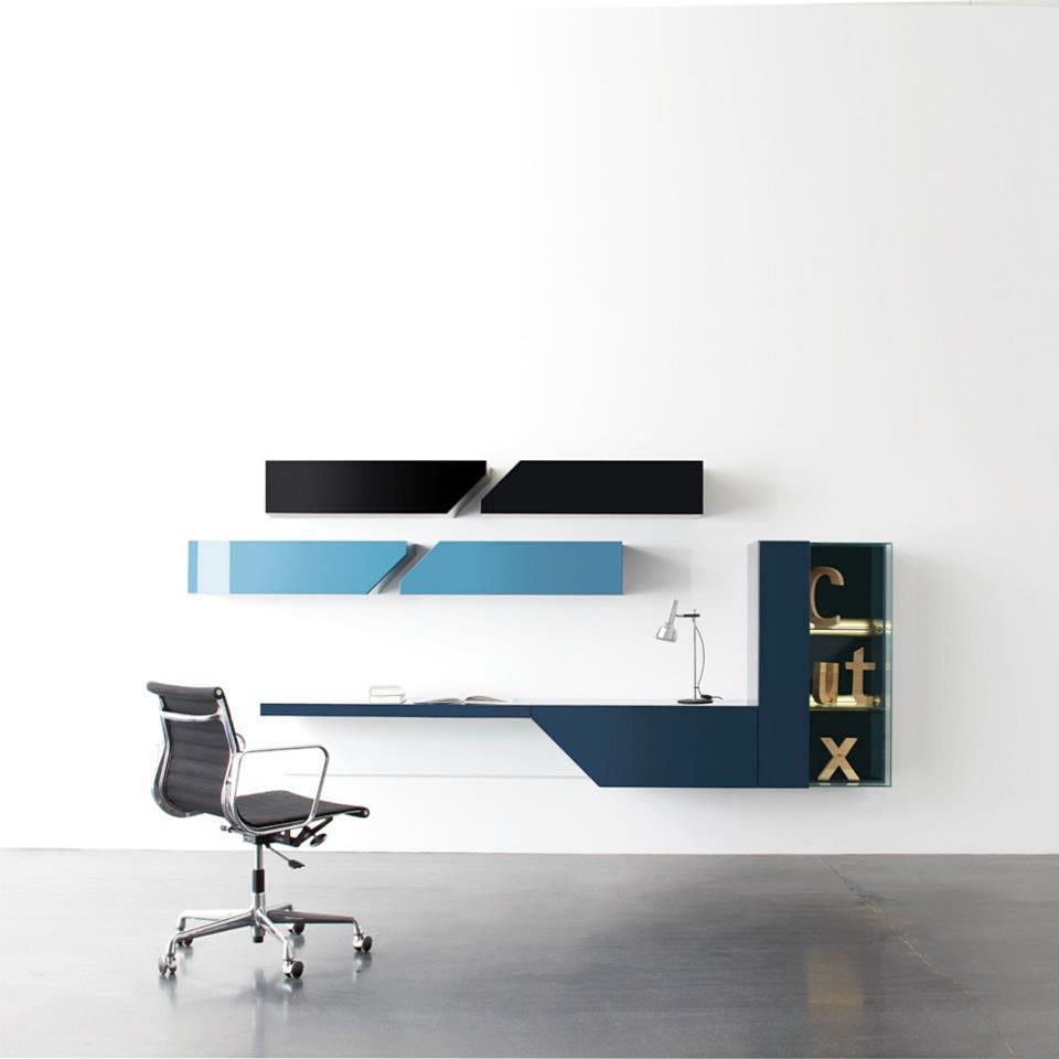 Мебель в стиле хай-тек для рабочего места