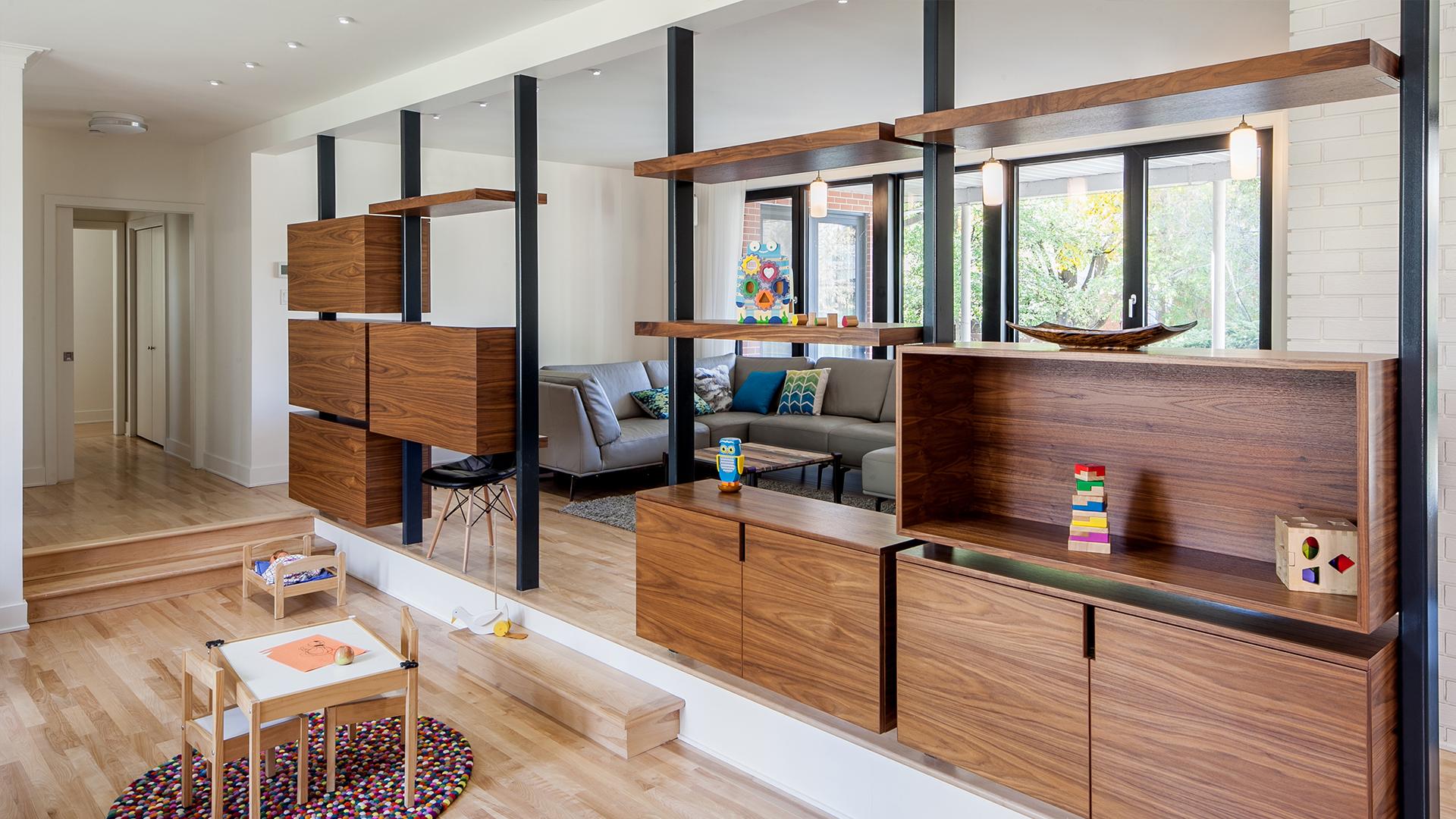 Мебель из вишни модерн