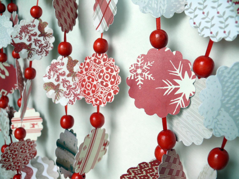 Красивые гирлянды на Новый год