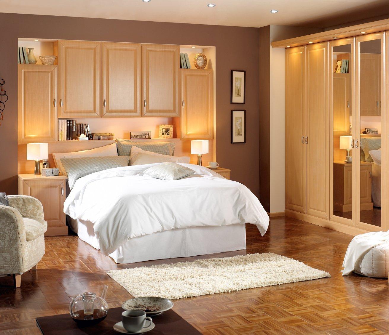 Красивые аксессуары для спальни