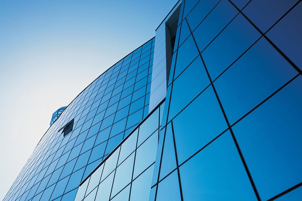 Структурное остекление фасада