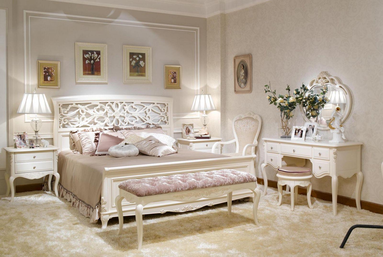 Классическая спальня по фэн-шуй