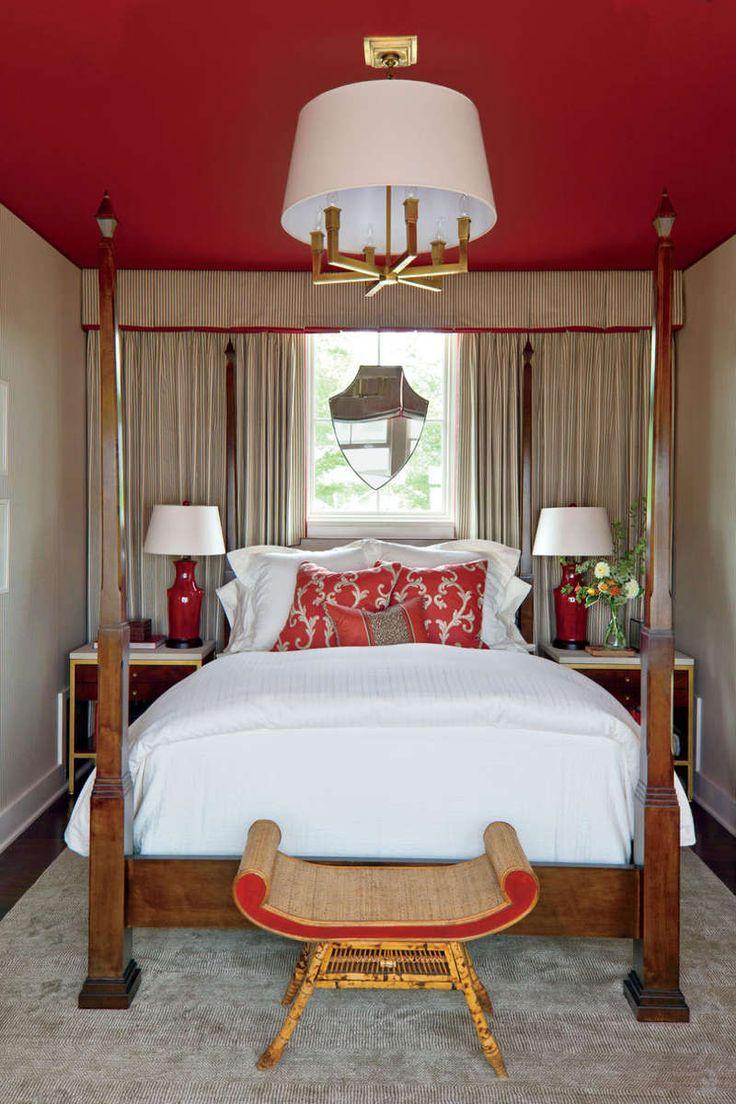 Дизайн спальни 18 кв м восточный