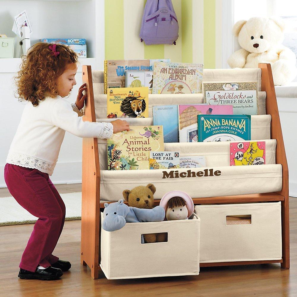 Стеллаж для детских книжек