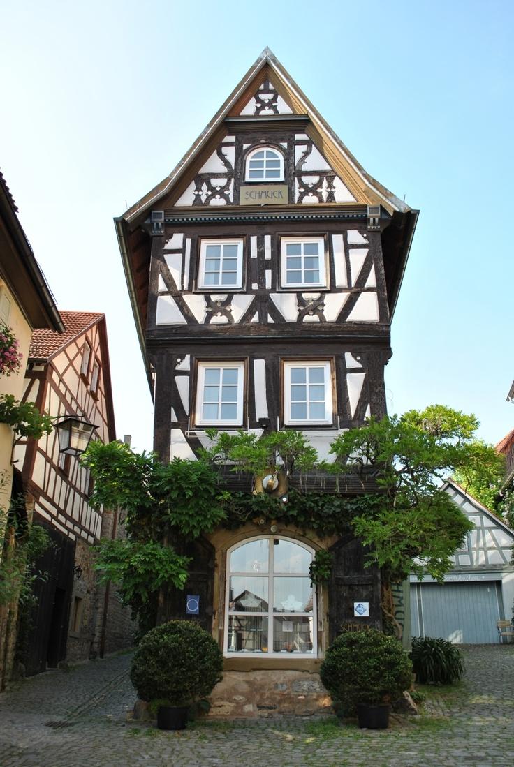 Дом в баварском стиле