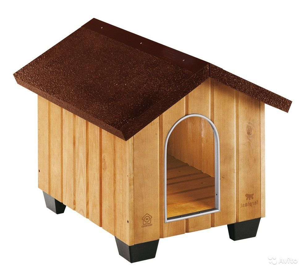 Небольшая будка для собаки