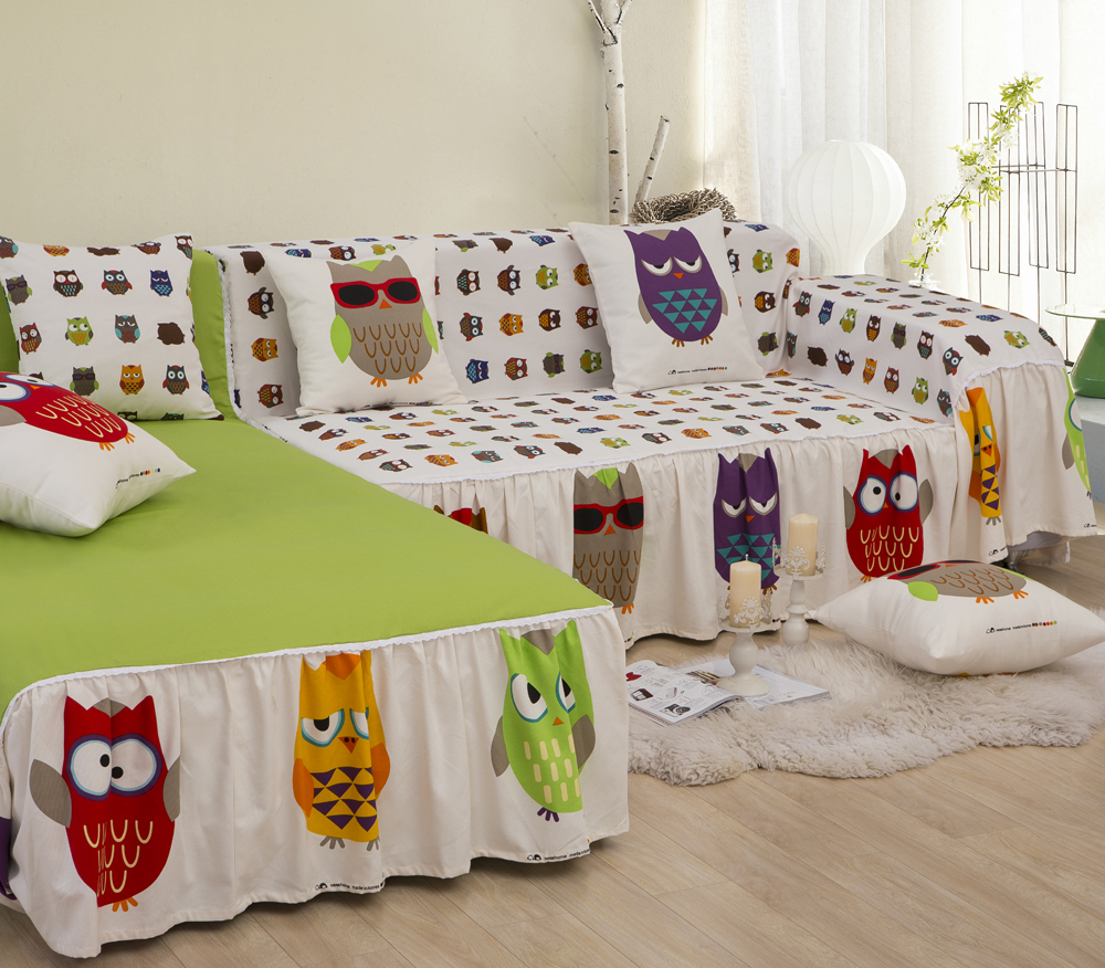 Чехол на детский диван
