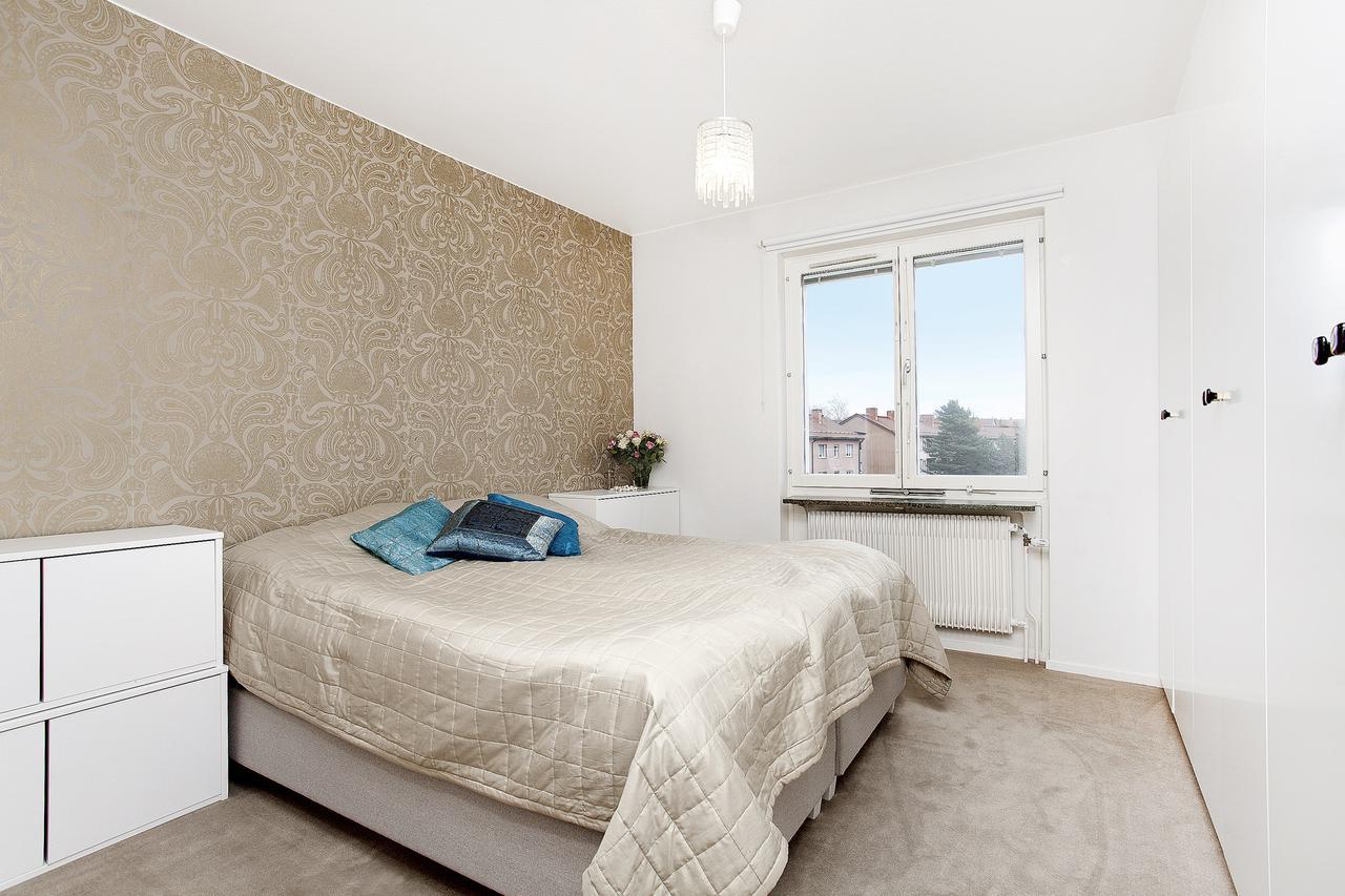 Интерьер спальни в немецком стиле