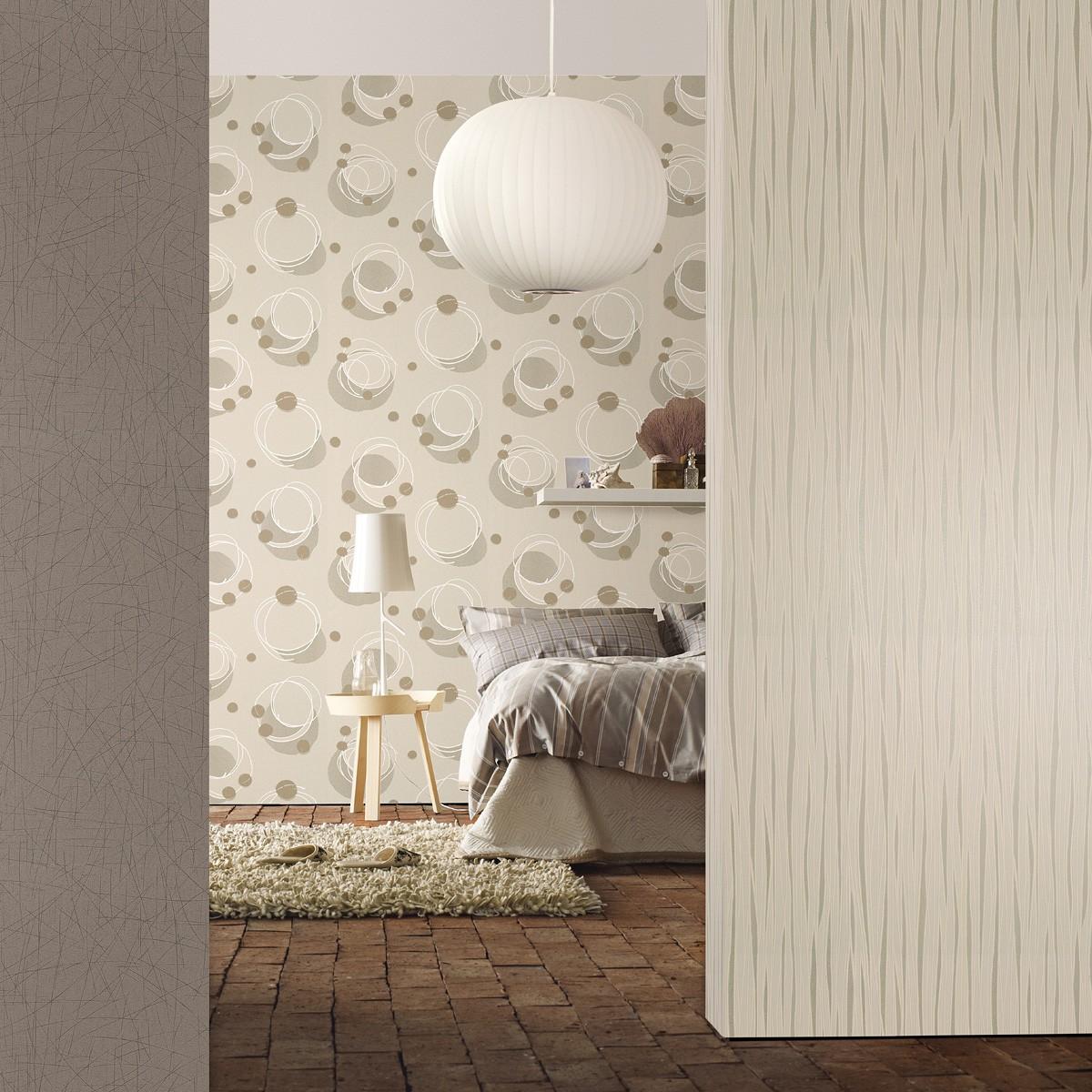 Спальня в светлых тонах в немецком стиле