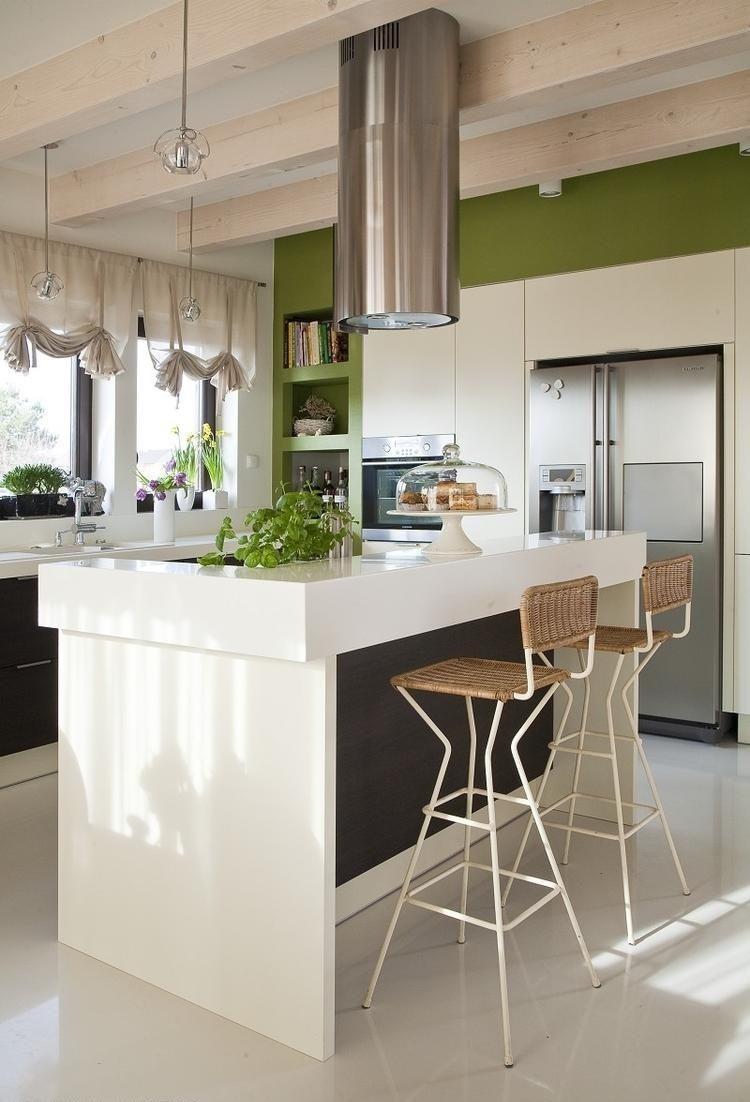 Дизайн кухни 20 кв м эклектичный