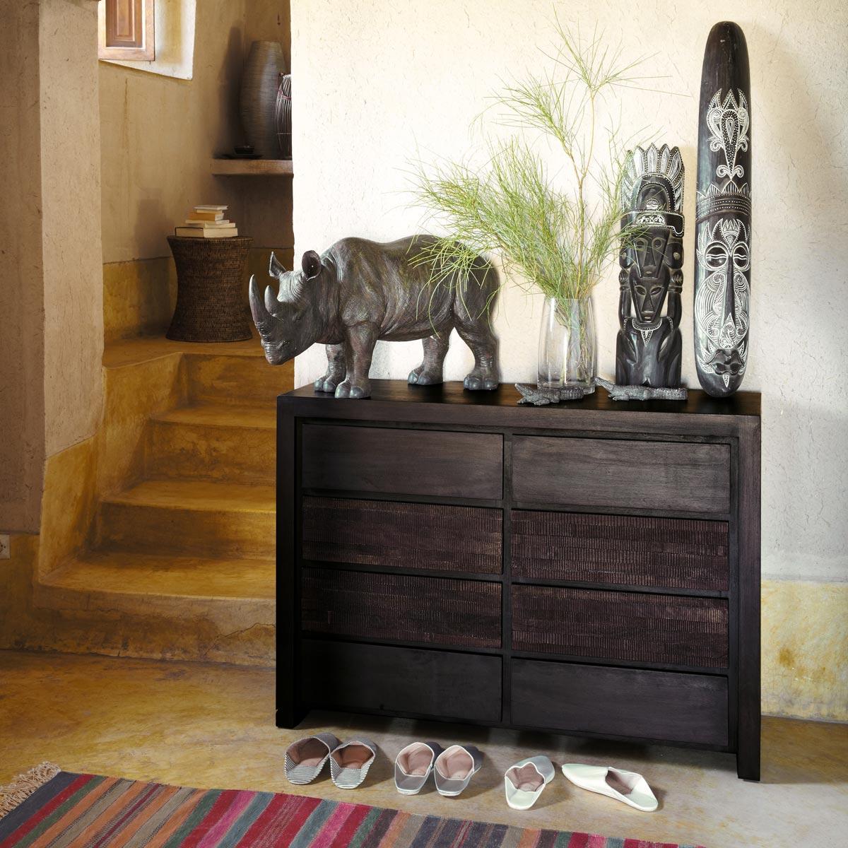 Мебель в стиле этно