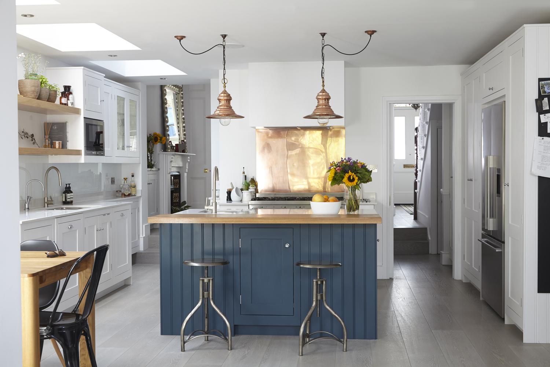 Дизайн интерьера кухни 20 кв м