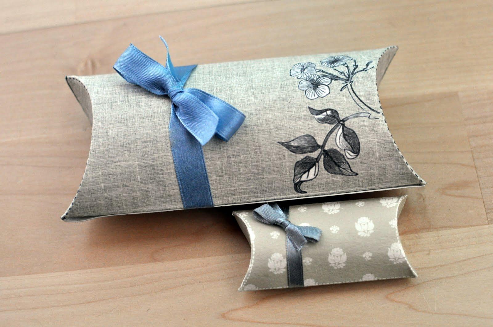 Красивые коробочки для подарков