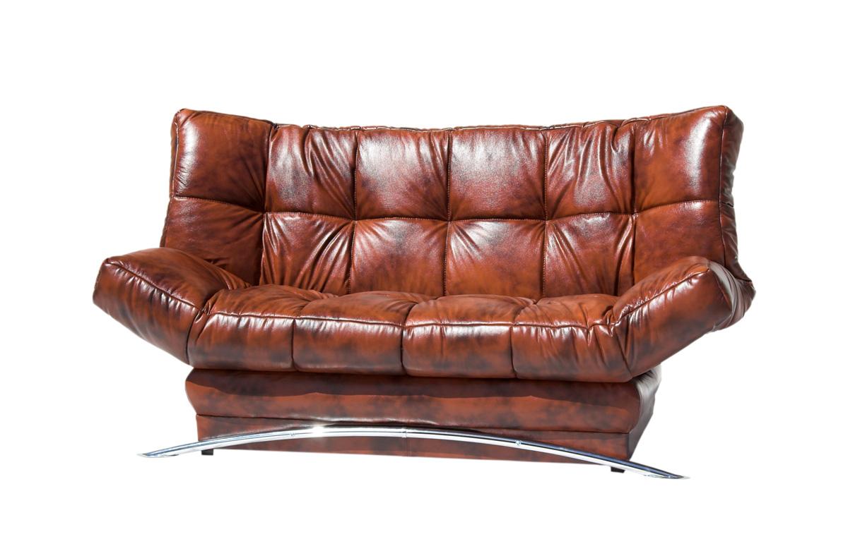 Дизайнерский кожаный диван