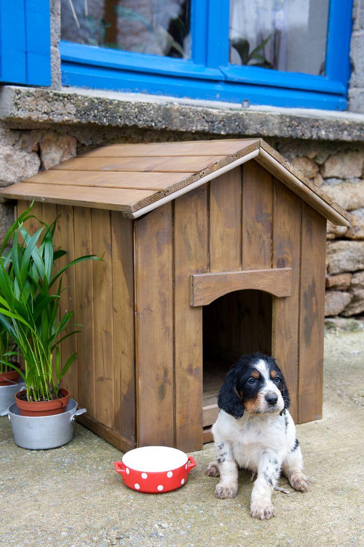 Будка для собаки маленькая