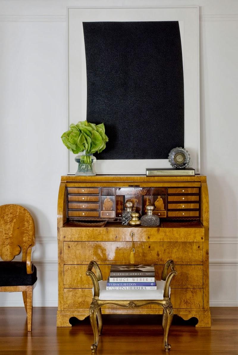 Мебель из массива в немецком стиле