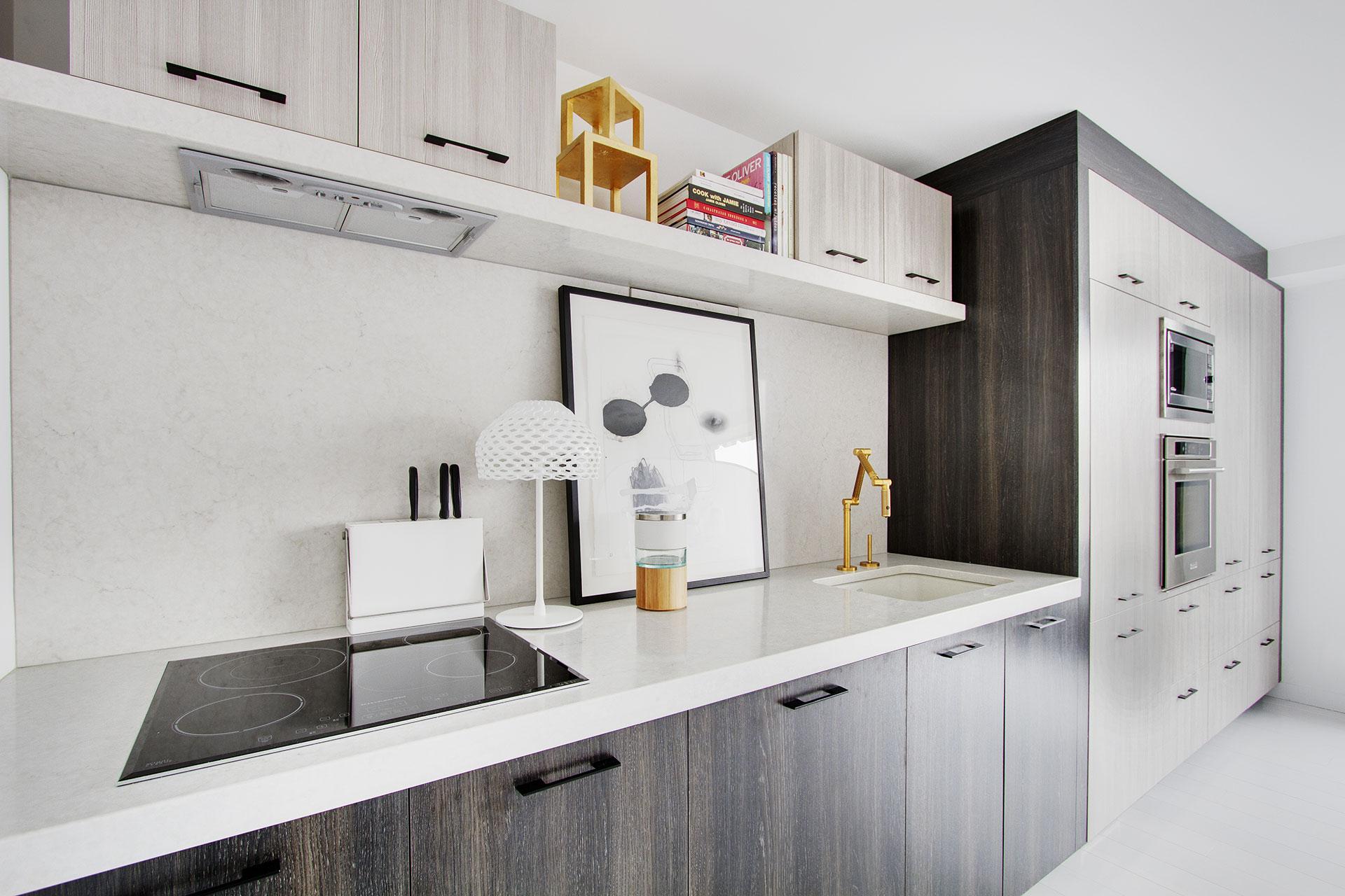 Дизайн кухни 20 кв м с мебелью