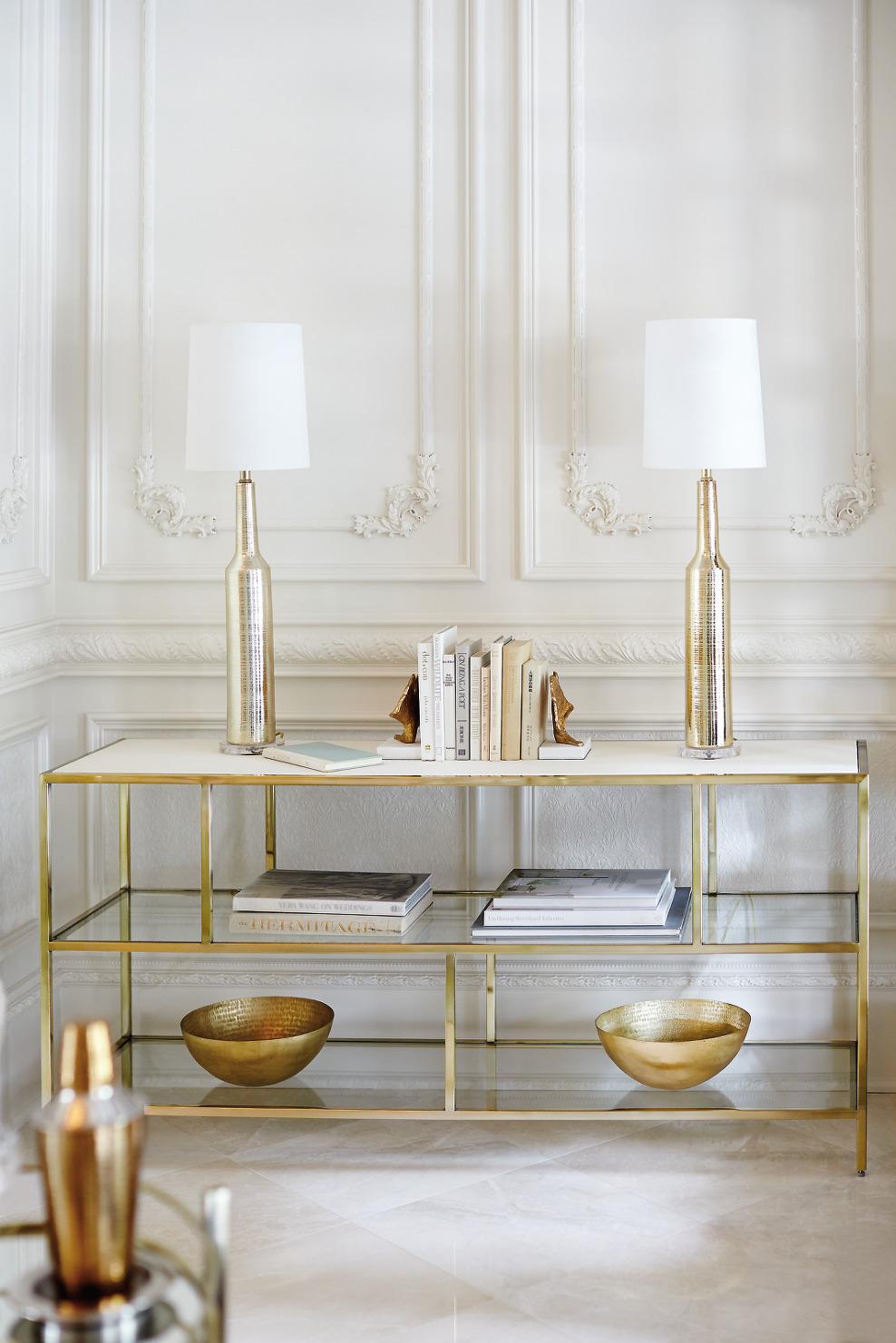 Металлическая мебель в стиле ретро