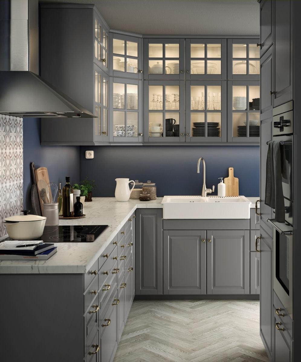 Модульная кухня 14 кв. м