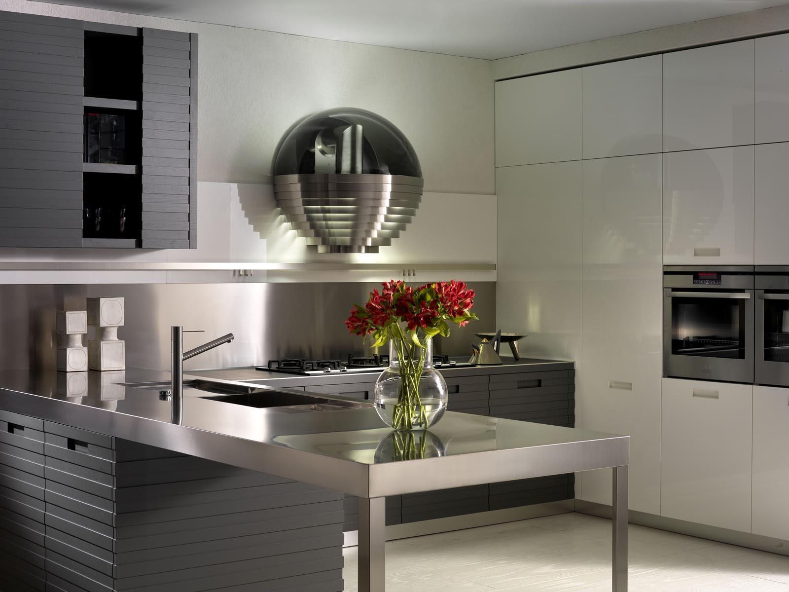 Дизайн кухни 20 кв м модульной