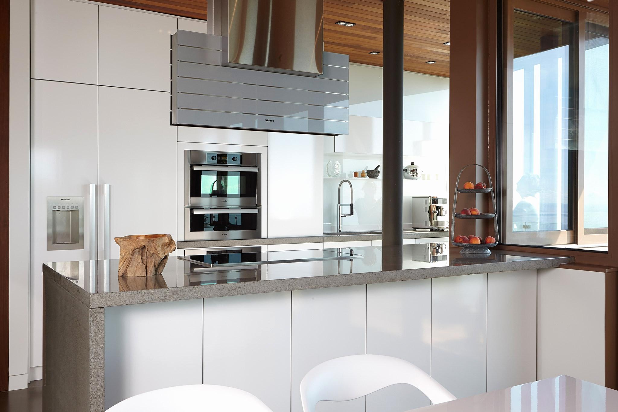 Дизайн кухни 20 кв м современный
