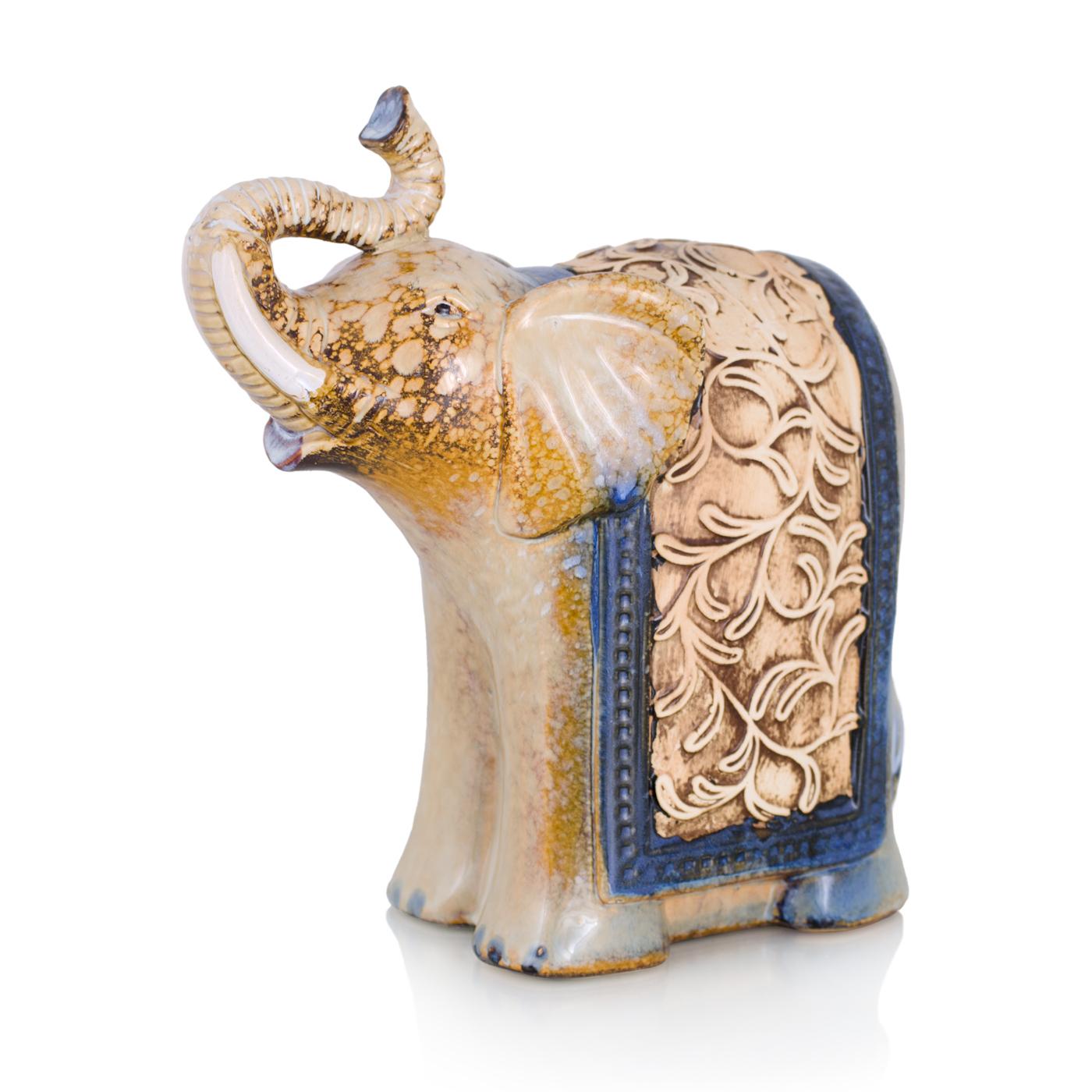 Статуэтка слон для украшения дома