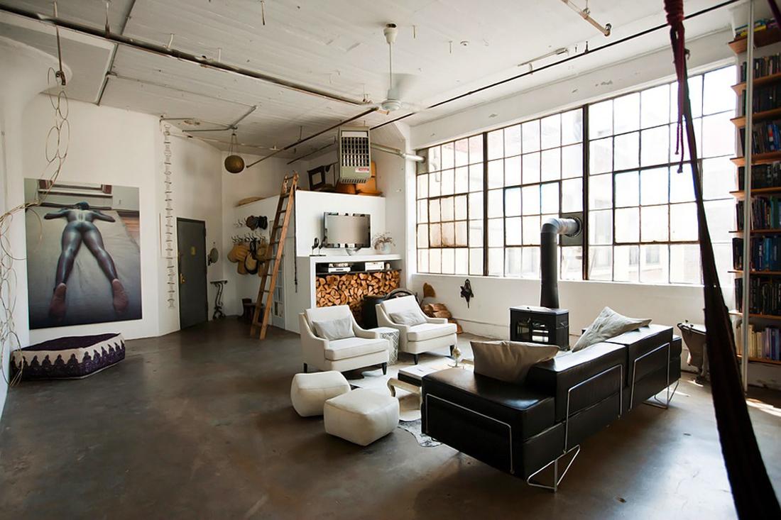 Мебель в индустриальном стиле