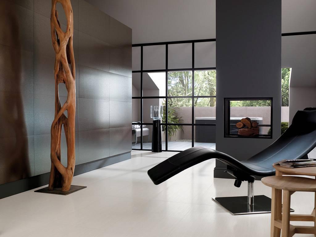 Комната отдыха в стиле минимализм