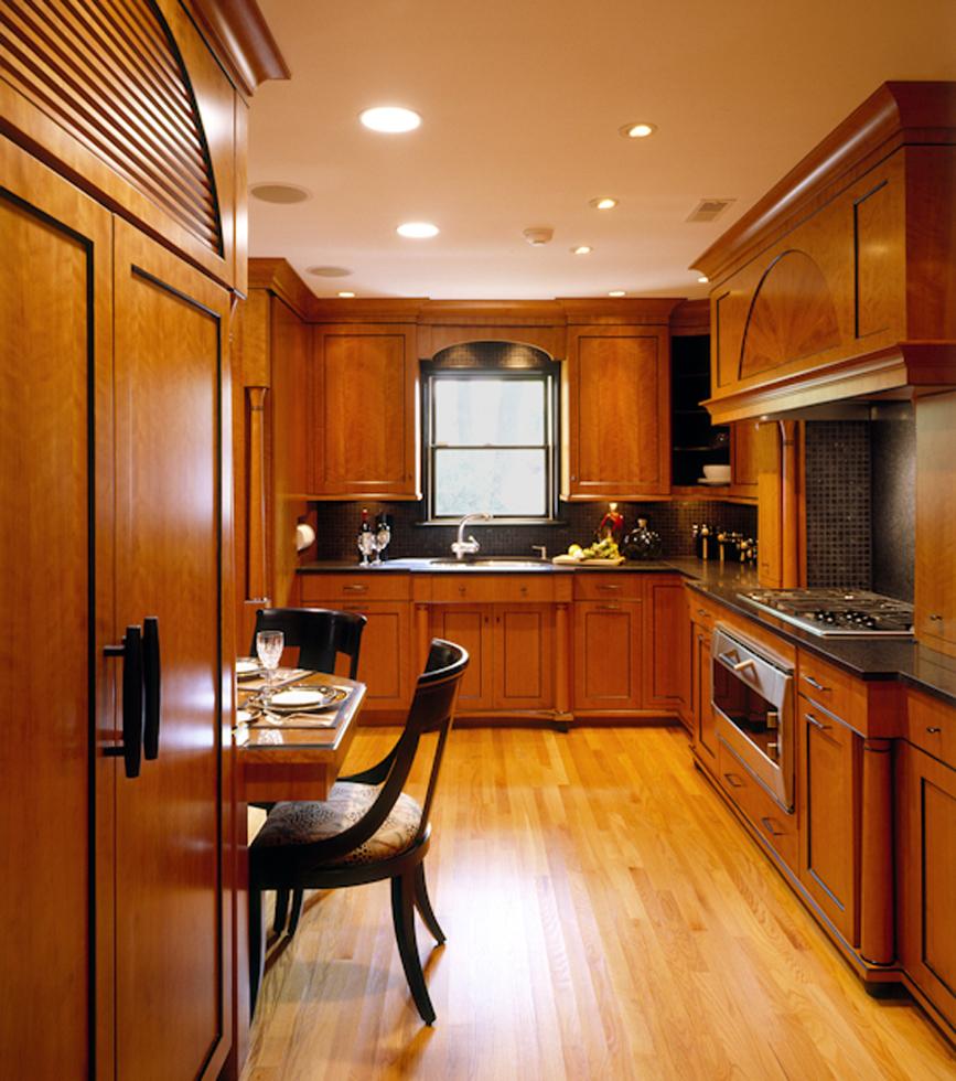 Кухня столовая в немецком стиле