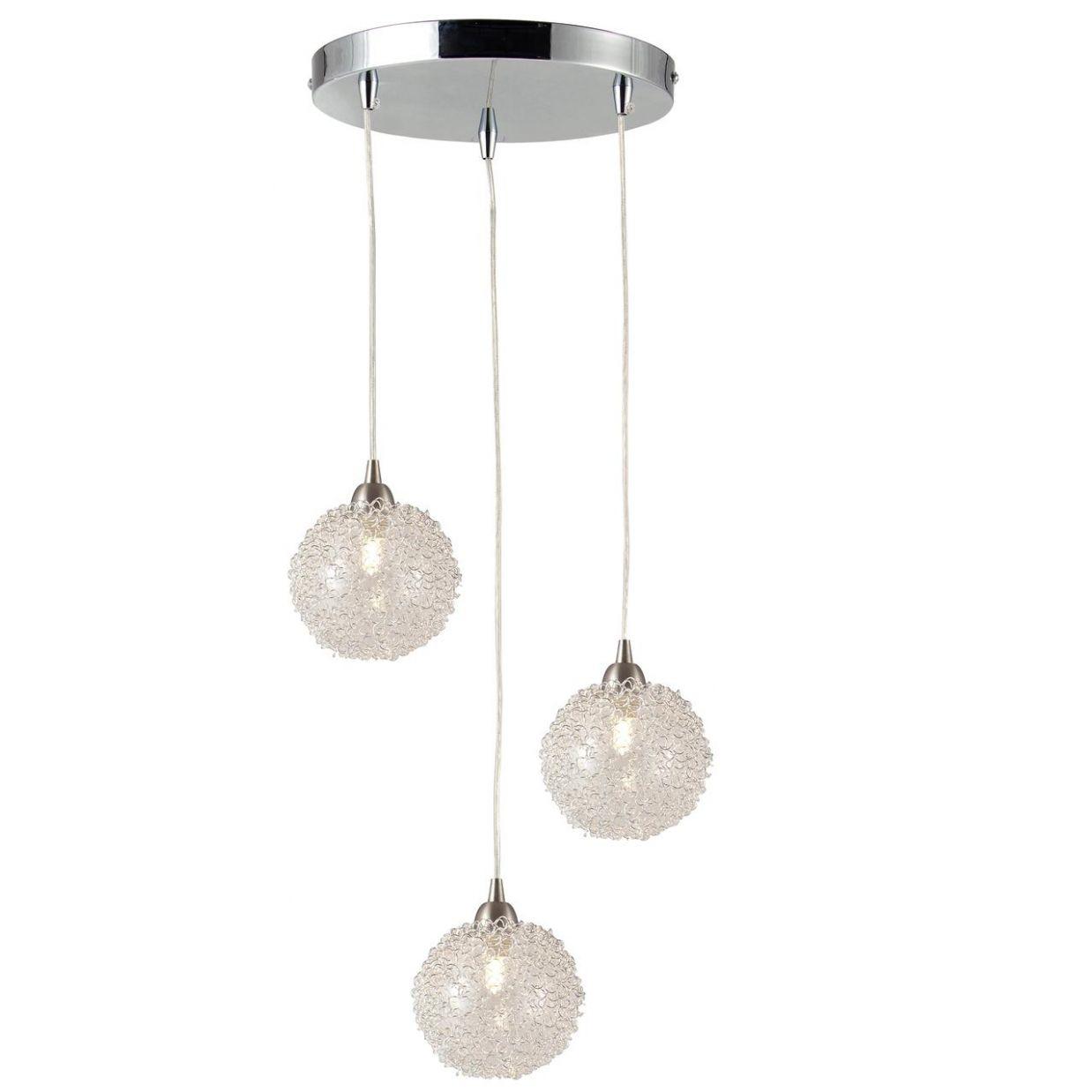 Современная люстра в стиле модерн
