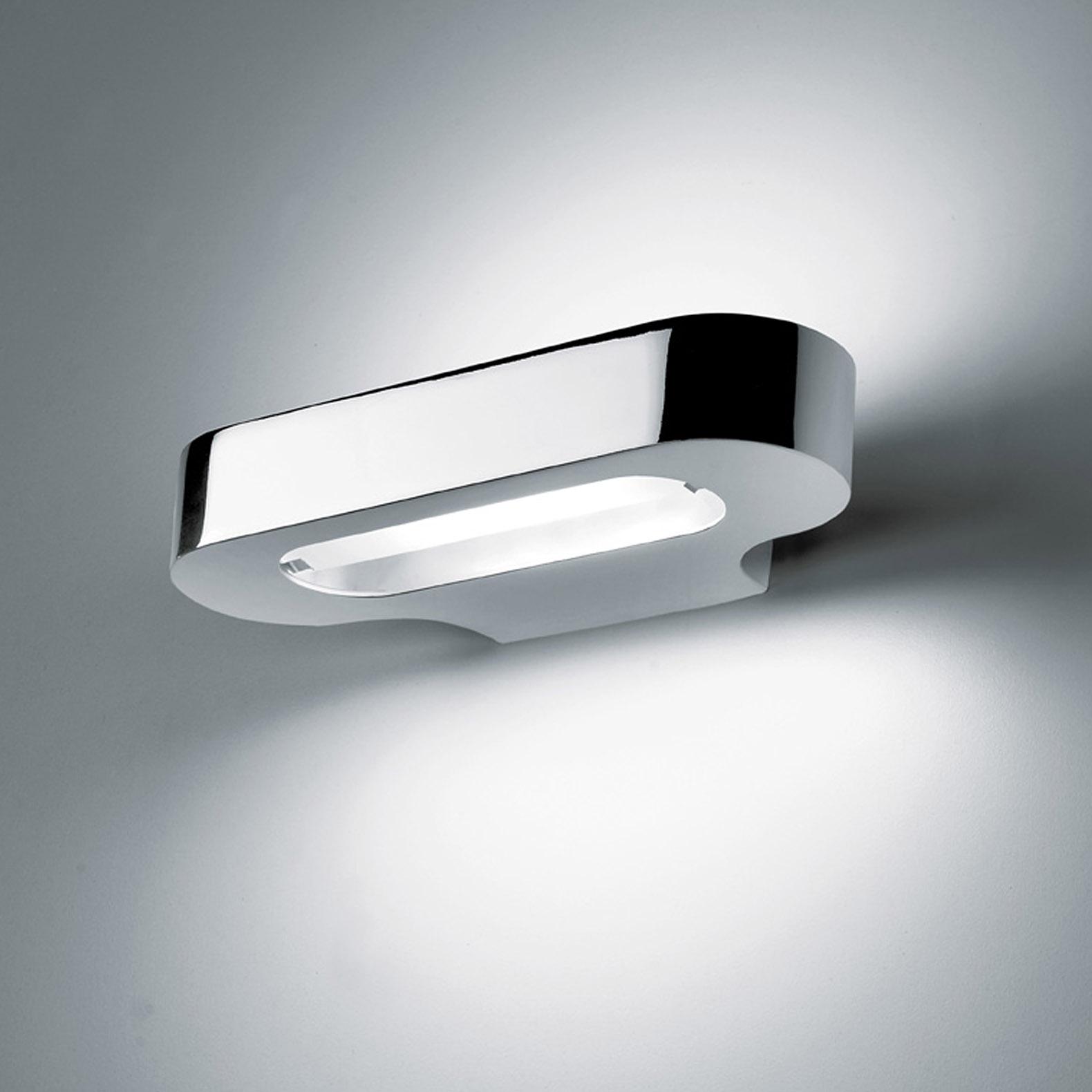 Настенная металлическая лампа