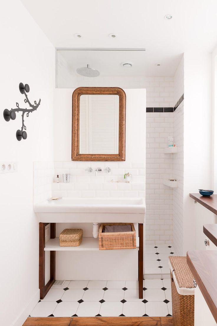 Светлый дизайн ванной 9 кв. м