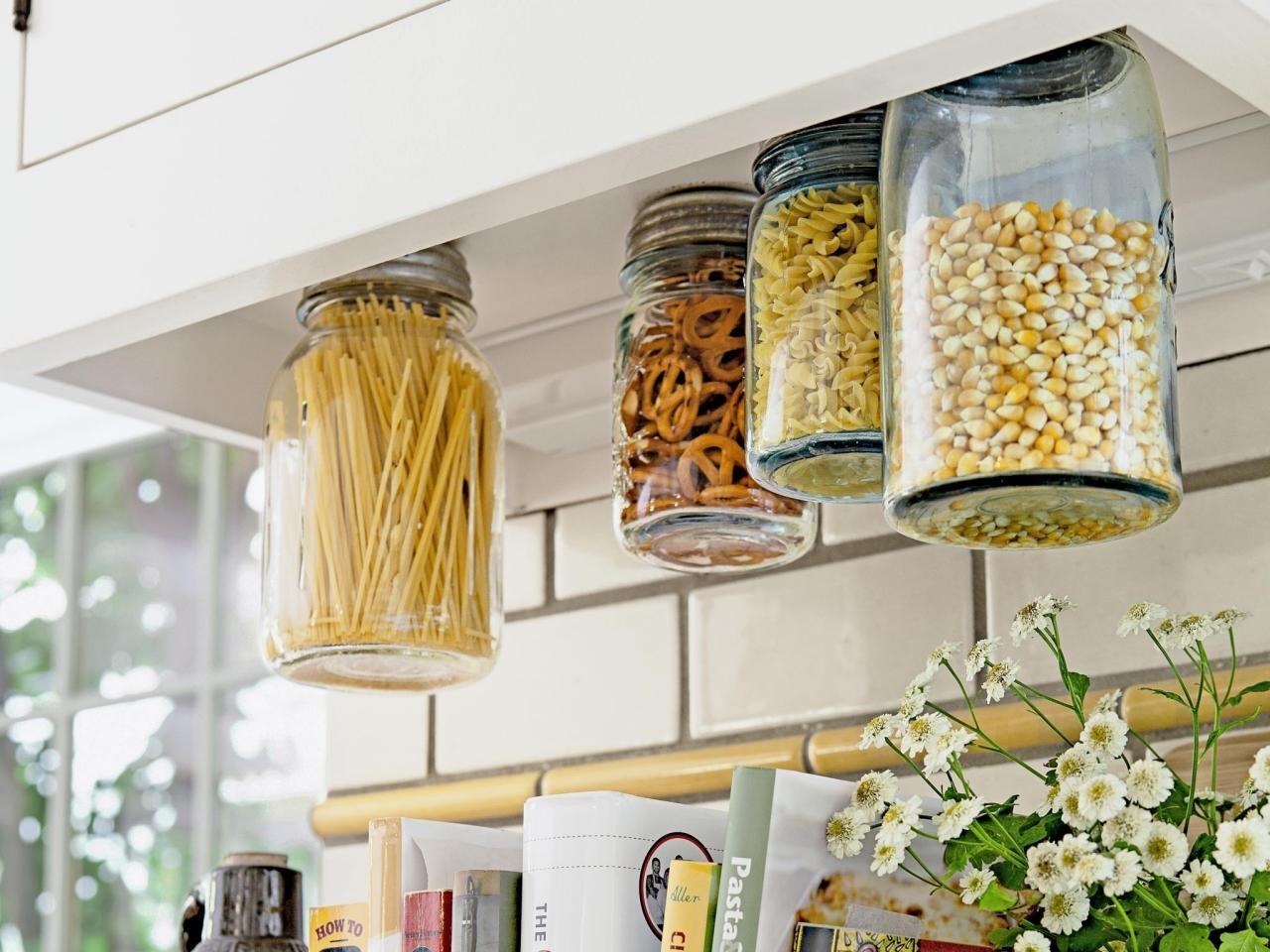 Красивые банки - аксессуары для кухни