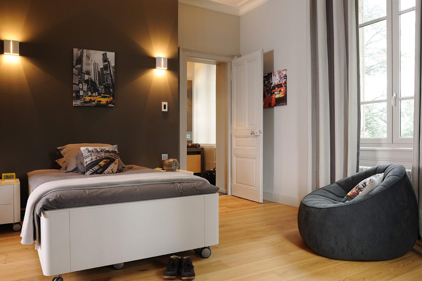 Детская спальня 14 кв.м.