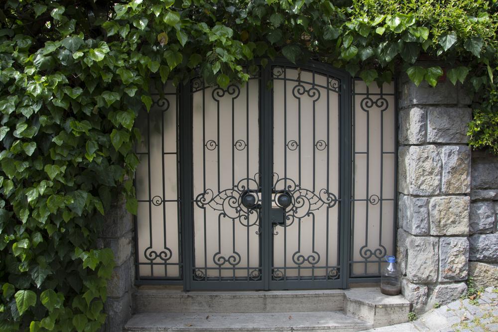 Дизайн ворот