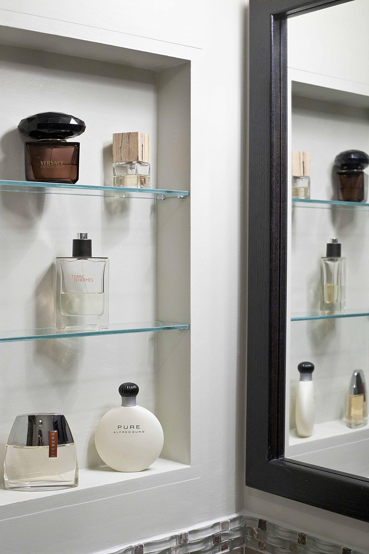 Гипсокартон в дизайне ванной комнаты
