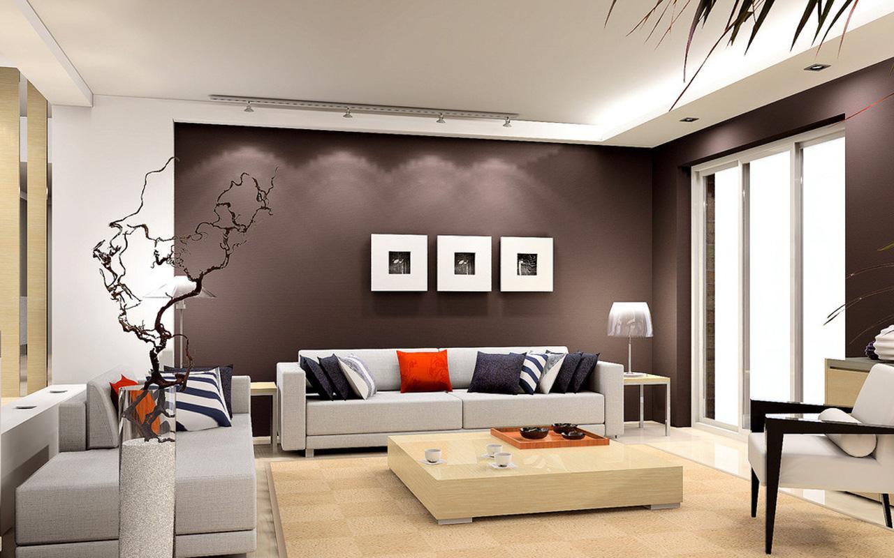 Картина по фен шуй в гостиной