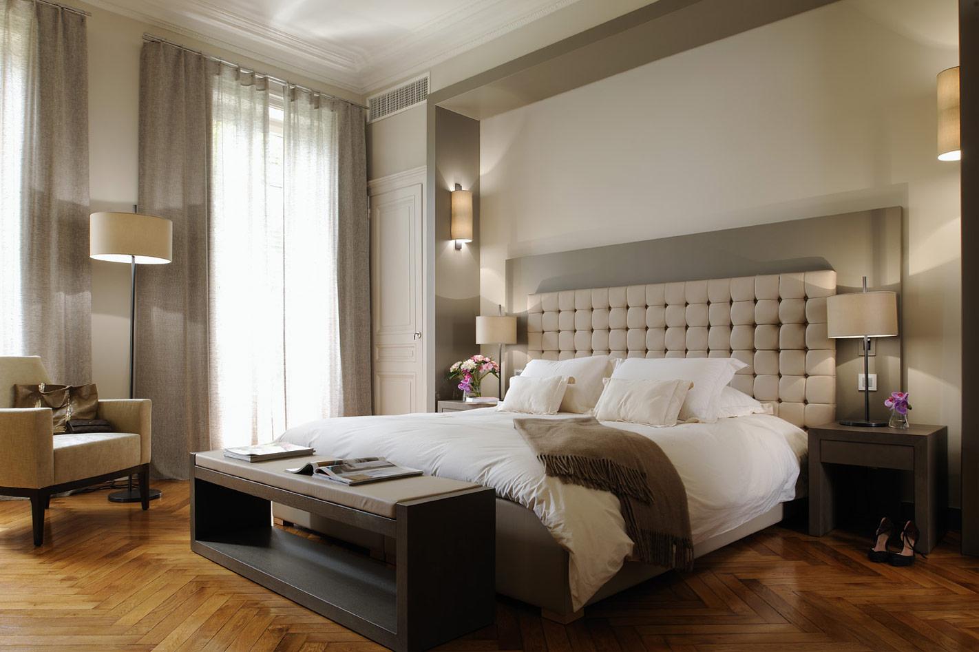 Интерьер спальни 14 кв.м.