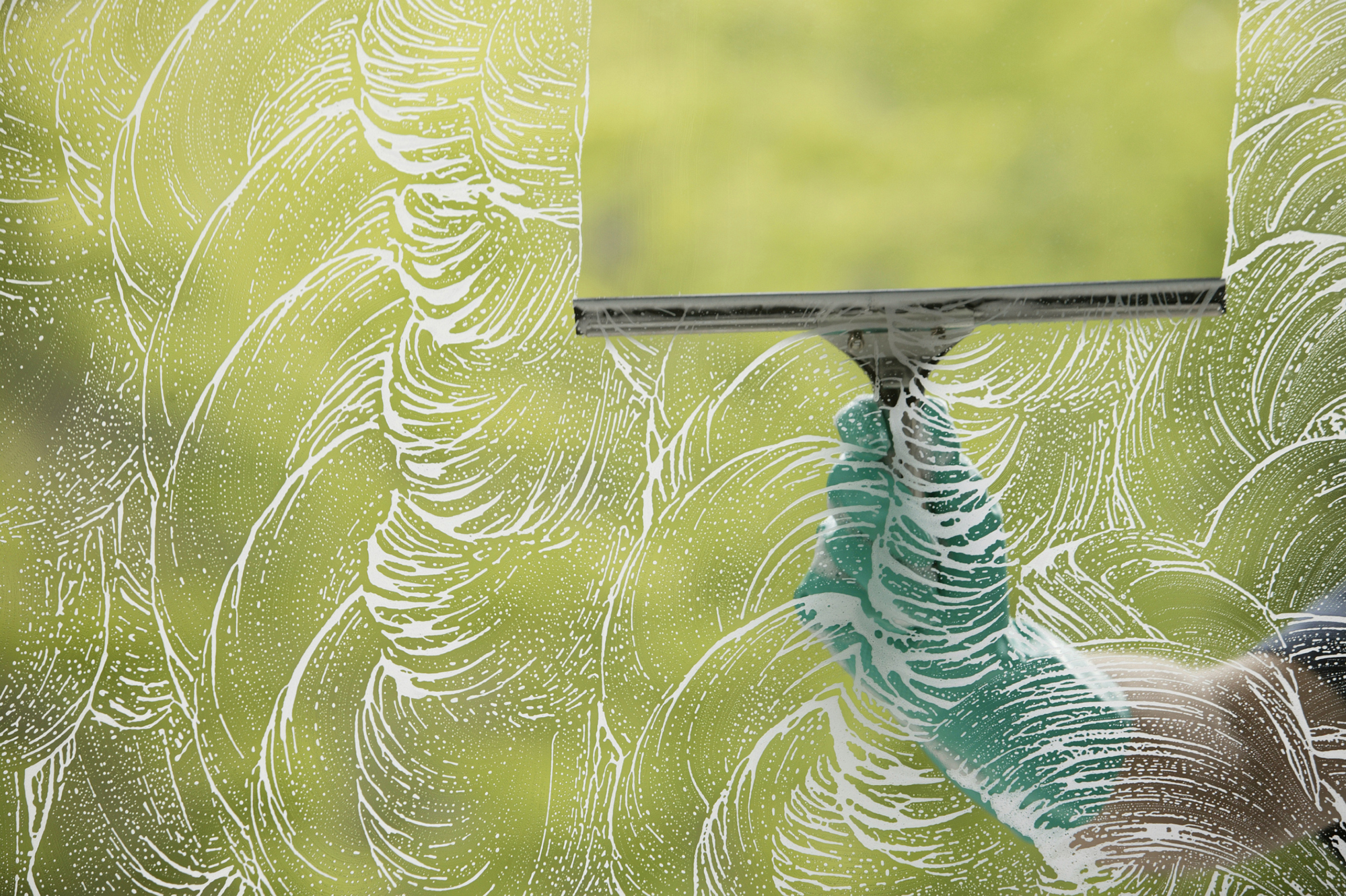 Скребок для мытья окон