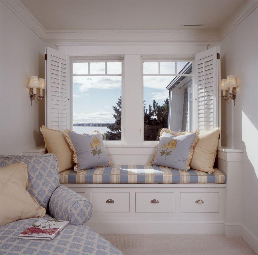 Классическая комната отдыха