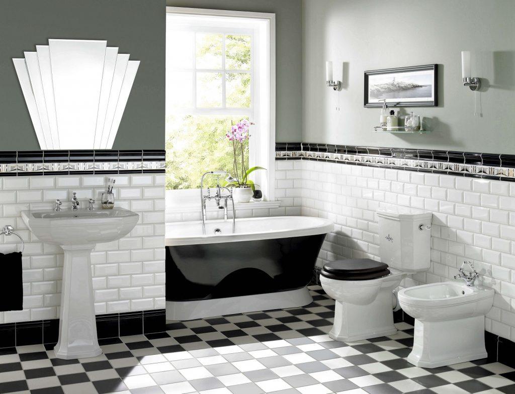 Картина по фен шуй в ванной комнате